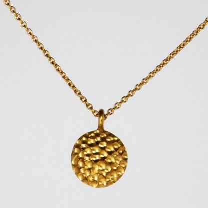 Anhänger Mond mit Kette in Gold 1 416x416 - Anhänger Mond mit Kette in Gold
