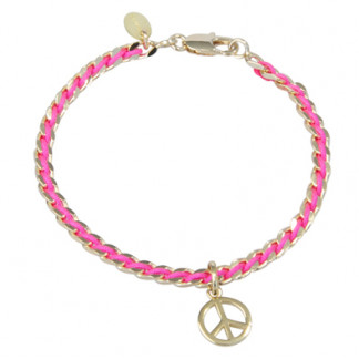 Armband Colourful Peace