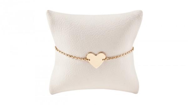 Armbaendchen Herz gold 600x337 - Armband Herz Gold