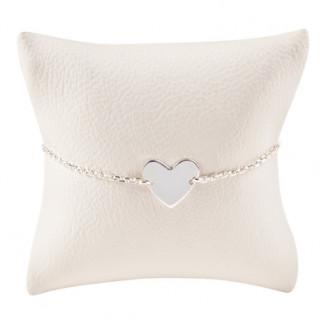 Armbaendchen Herz silber 324x324 - Armband Herz Silber