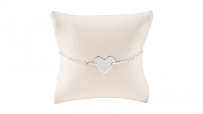 Armbaendchen Herz silber 416x234 - Armband Herz Silber