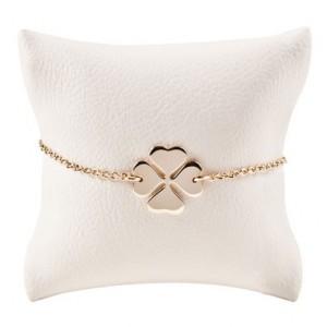 Armbaendchen Klee gold 300x300 - Armband Klee Gold