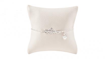 Armbaendchen Love silber 416x234 - Armband Love Silber