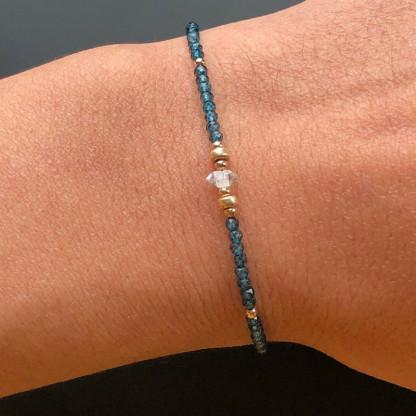 Armband mit Blautopas online kaufen