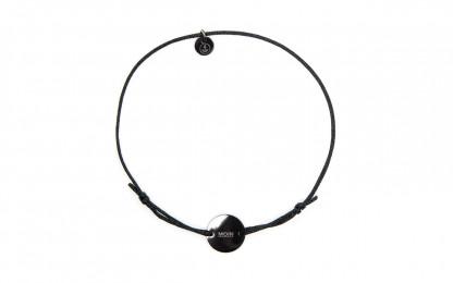 Armband mit Token MOIN schwarz schwarz bird 416x260 - Token Armband MOIN in schwarz