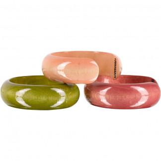 Armreif aus Mangoholz in modernen Farben Nuu 324x324 - Nuu Armreif aus Mango-Holz - Größe M (Farbauswahl)