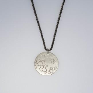 Bubbles Silberkette scaled 324x324 - Halskette mit Anhänger bubbles Silber