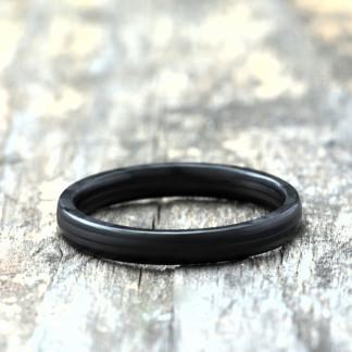 Carbon Schmuck Rasilis 3mm liegend 324x324 - Carbon-Ring 'Rasilis' 3mm