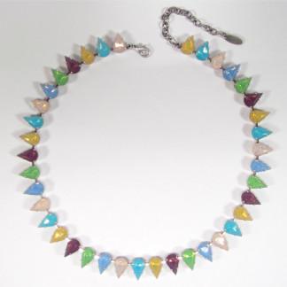 Collier Halskette tropfen opalmix Halsketten 324x324 - Collier Halskette tropfen opalmix