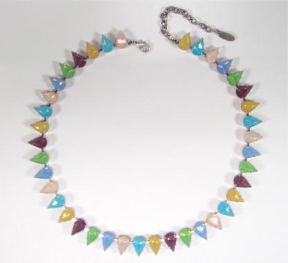 Collier Halskette tropfen opalmix Halsketten 416x380 - Collier Halskette tropfen opalmix