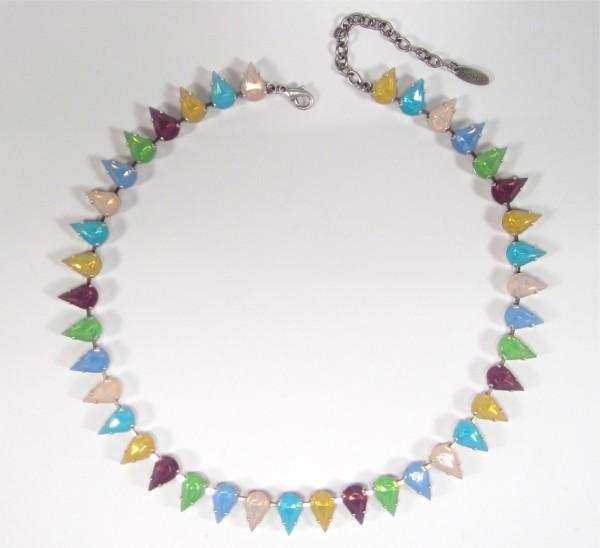 Collier Halskette tropfen opalmix Halsketten 600x548 - Collier Halskette tropfen opalmix