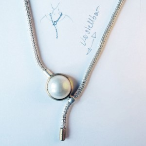 Collier NK Y Mabee Perle