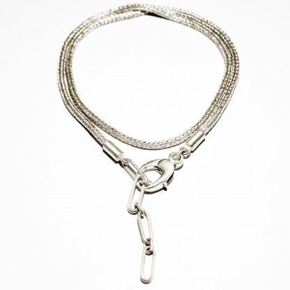 Designer-Schlangenkette-aus-Silber