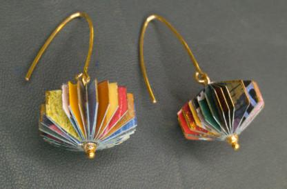 Designschmuck Kaufen Ohrhänger Lampion