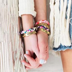 Freundschafts-Armbänder