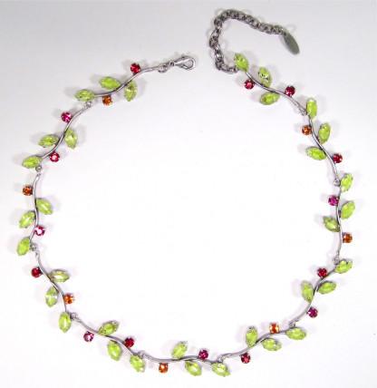 Halskette Ranke givre grün Halsketten 416x428 - Halskette Ranke givre grün