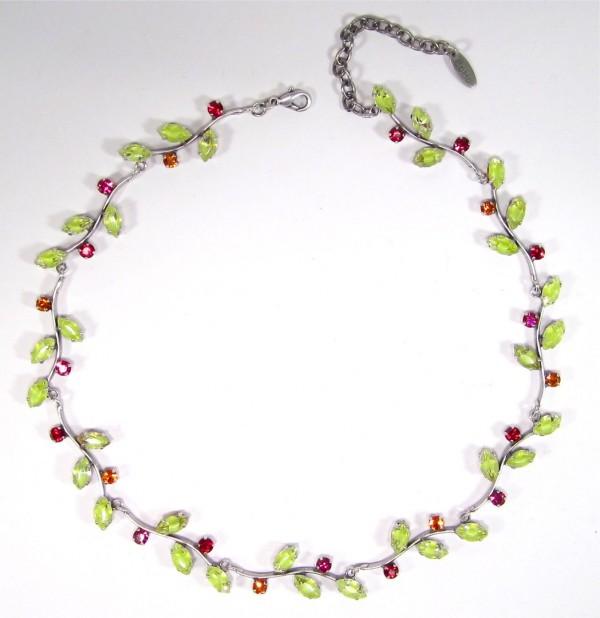 Halskette Ranke givre grün Halsketten 600x618 - Halskette Ranke givre grün