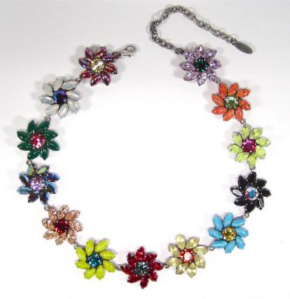 Halskette flora multicolor Halsketten 416x430 - Halskette flora multicolor