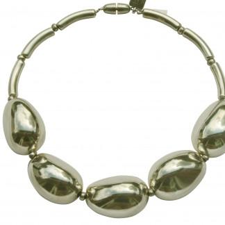 Halskette mit silbernen Oliven scaled 324x324 - Halskette mit großen Oliven