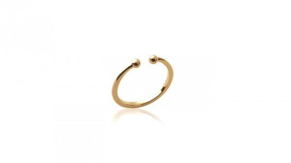 Handschmuck Ring Kugel gold 600x337 - Ring Kugel Gold