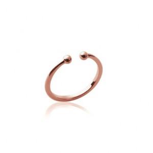 Handschmuck Ring Kugel rose 300x300 - Ring Kugel Rosé