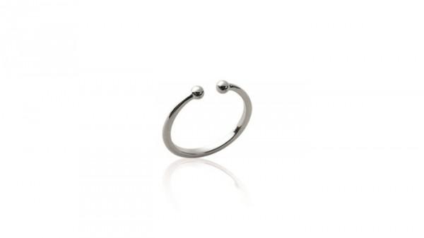 Handschmuck Ring Kugel silber 600x337 - Ring Kugel Silber