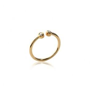 Handschmuck Ring mit Stein gold 300x300 - Ring mit Stein Gold