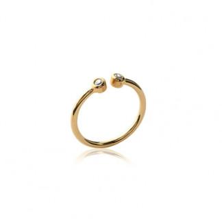 Handschmuck Ring mit Stein gold 324x324 - Ring mit Stein Gold