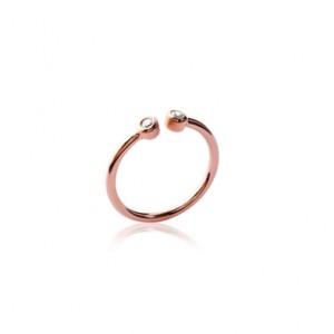 Handschmuck Ring mit Stein rose 300x300 - Ring mit Stein Rosé