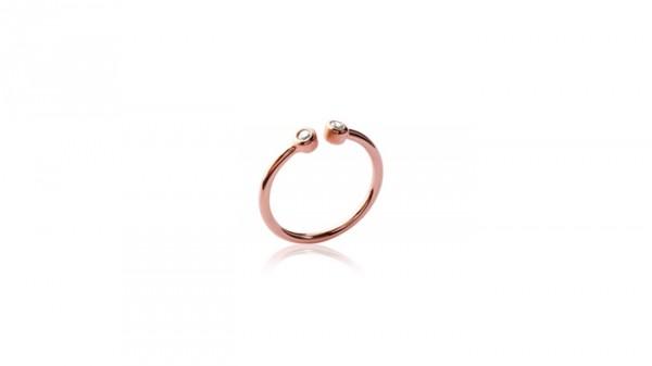 Handschmuck Ring mit Stein rose 600x337 - Ring mit Stein Rosé