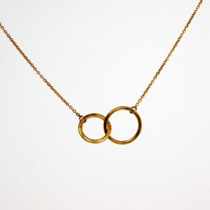 Kette Ring im Ring Gold 1 416x416 - Kette Ring im Ring Gold