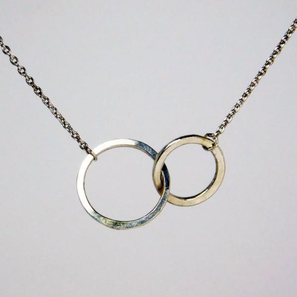 Kette Ring im Ring Silber 1 600x600 - Kette Ring im Ring Silber