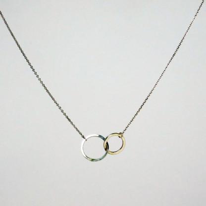 Kette Ring im Ring Silber 3 416x416 - Kette Ring im Ring Silber