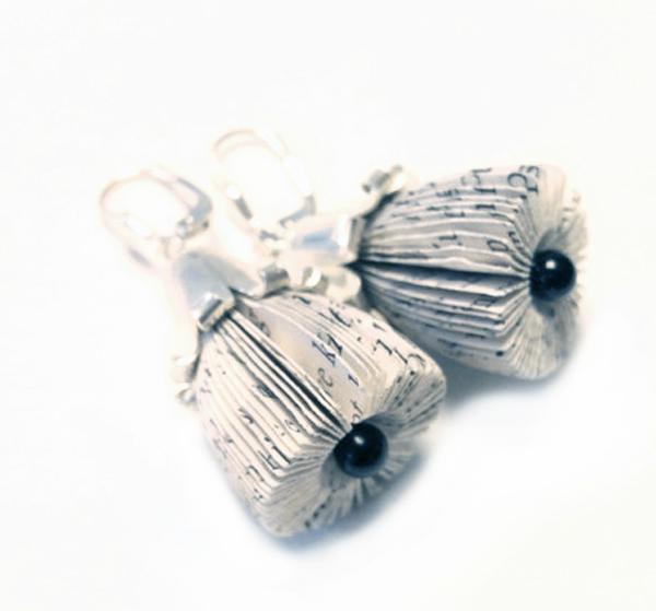 Ohrhänger Bellflower aus Silber - Ohrhänger Bellflower