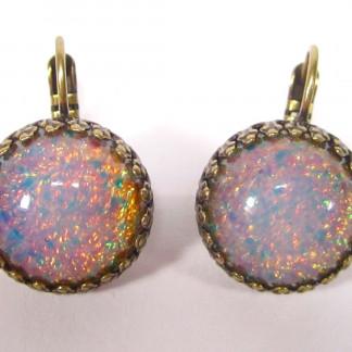 Ohrhänger fireopal bronze Ohrhänger 324x324 - Ohrhänger grün opal