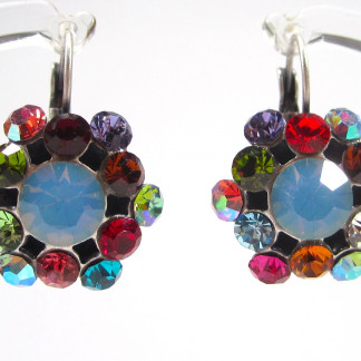 Ohrhänger kunterbunt blue opal Ohrhänger 324x324 - Ohrhänger Ranke givre grün