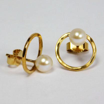 Ohrringe Perlenring Gold 2 416x416 - Ohrringe Perlenring Gold