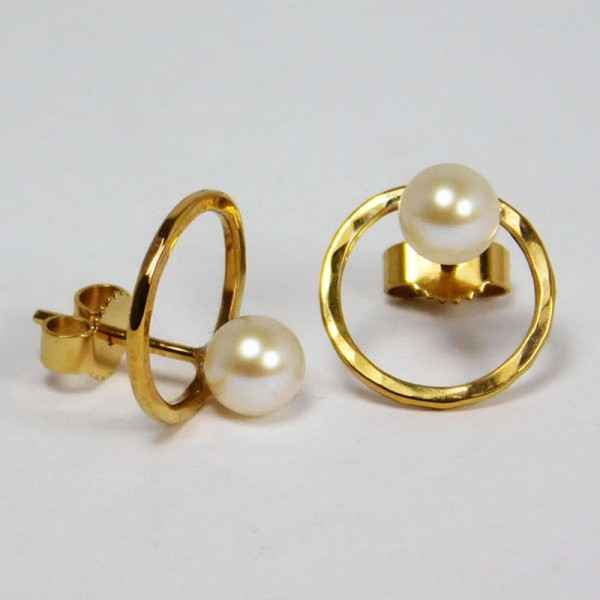 Ohrringe Perlenring Gold 2 600x600 - Ohrringe Perlenring Gold