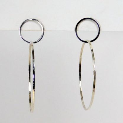 Ohrringe Ring im Ring Silber 1 416x416 - Ohrringe Ring im Ring Silber