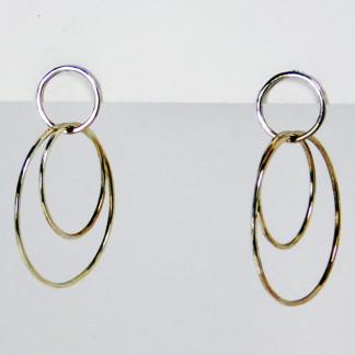Ohrringe Ringe im Ring Silber 1 324x324 - Ohrringe Ringe im Ring Silber