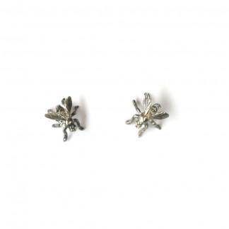 Ohrstecker Fliegen aus Silber vom Goldschmied kaufen 324x324 - Ohrstecker Fliegen aus Silber
