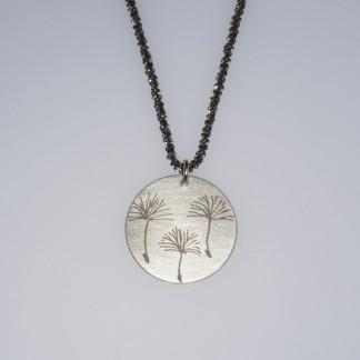 Pusteblume 3er Silberkette scaled 324x324 - Halskette mit Anhänger 3 Pusteblumen Silber