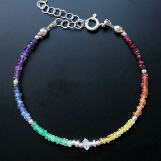 Regenbogen Chakra Armband kaufen