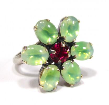 Ring Daisy sabrina grün Ringe 416x401 - Ring Daisy sabrina grün