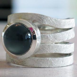 Ring Mondstein 750 Gelbgold 324x324 - Ring Mondnest 750er Gelbgold