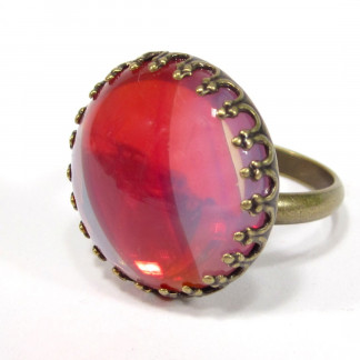Ring vintage volcano
