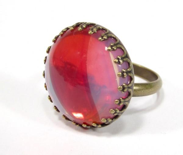 Ring bronze sabrina pink Ringe 600x508 - Ring bronze sabrina pink