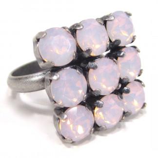 Ring quadrat rose water opal Ringe 324x324 - Ring quadrat rose water opal