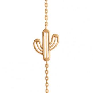 Schmuck Armbaendchen Kaktus gold 324x324 - Armband Kaktus Gold