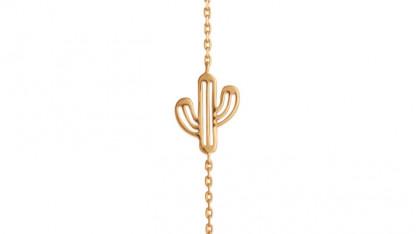Schmuck Armbaendchen Kaktus gold 416x234 - Armband Kaktus Gold